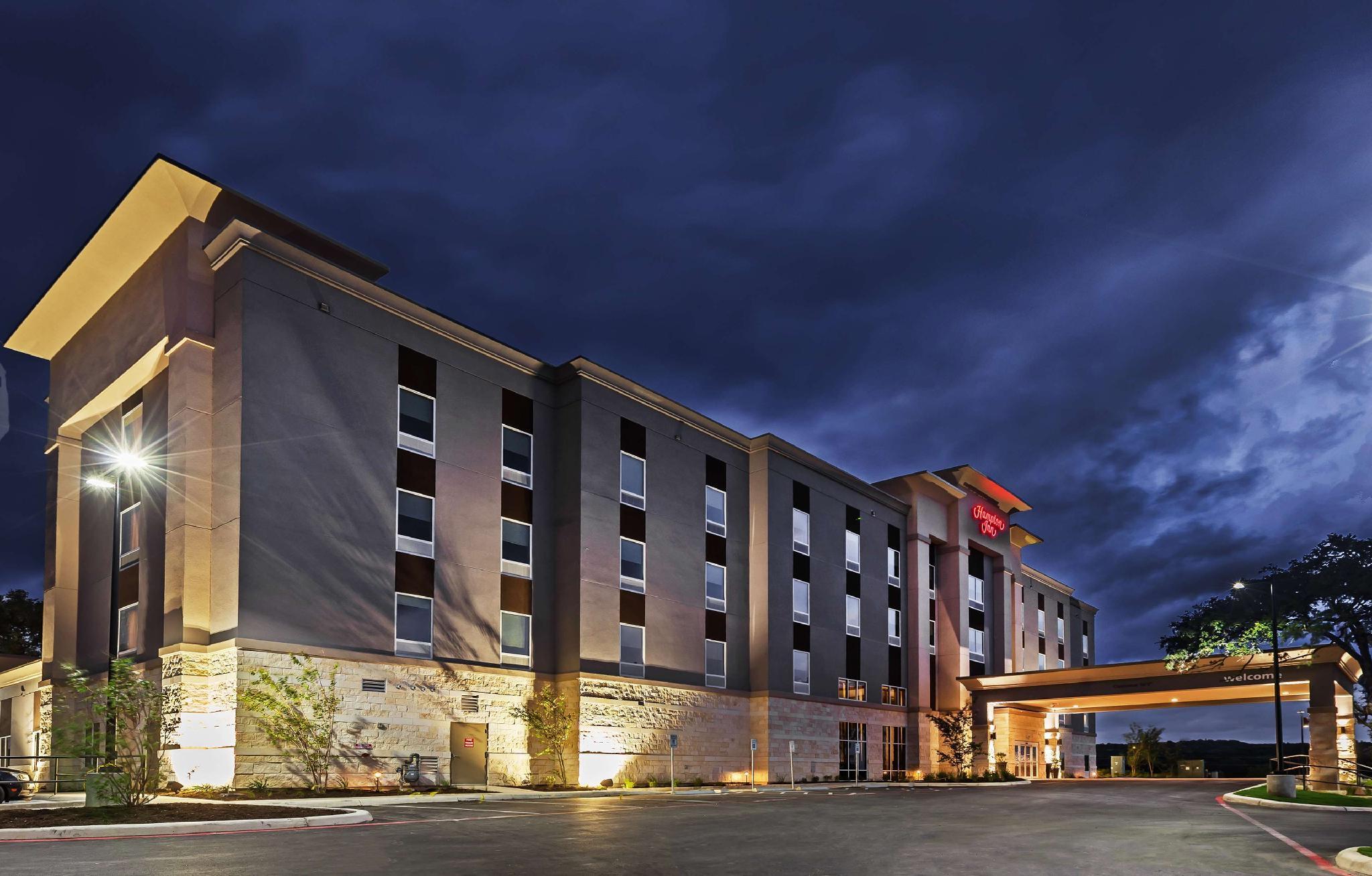 Hampton Inn By Hilton Bulverde Texas Hill Country