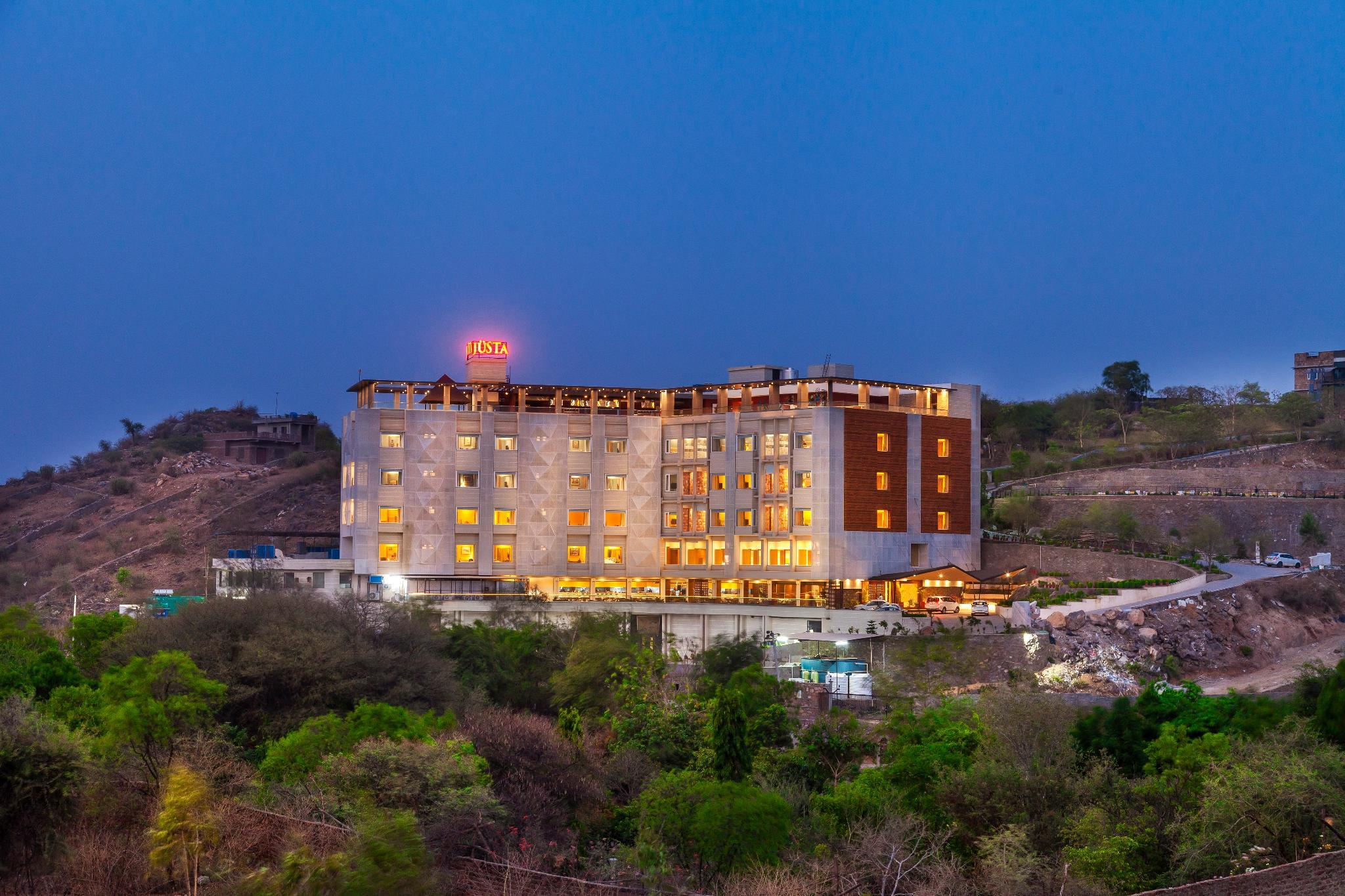JuSTa Sajjangarh Resort And Spa