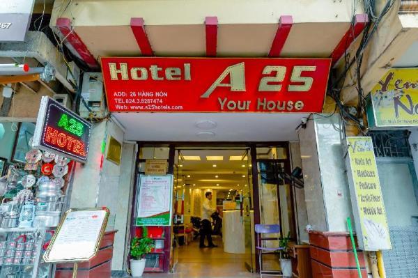 A25 Hotel - Hang Non Hanoi