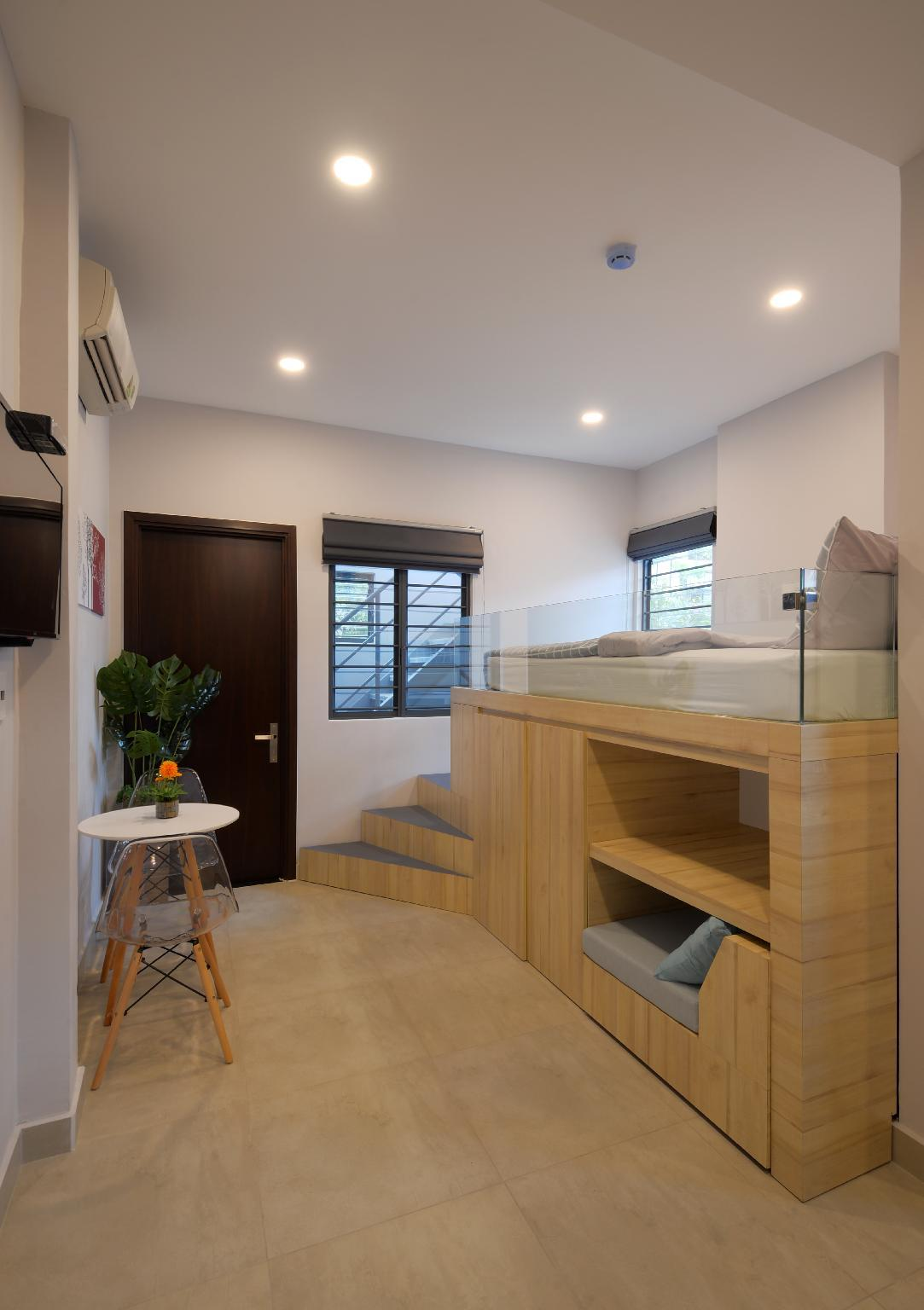 Babylon Garden Serviced Apartment Standard Studio