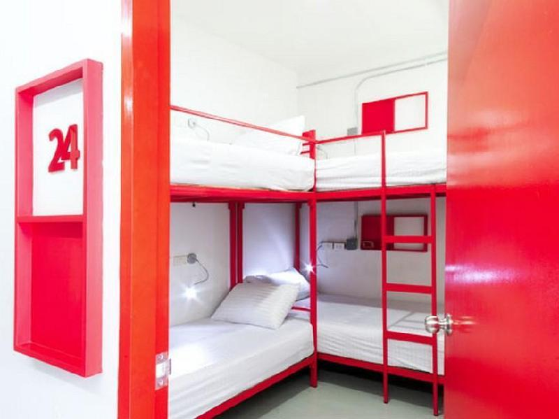 Female Dormitory 6 Bunk Bed