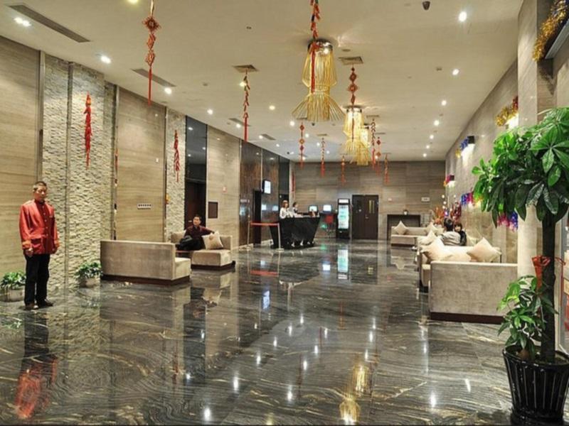 Jinjiang Metropolo Hotel Shaoxing Keqiao