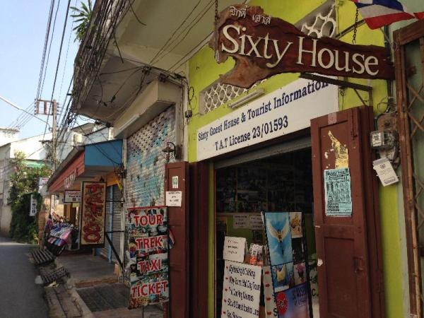 Sixty House Chiang Mai