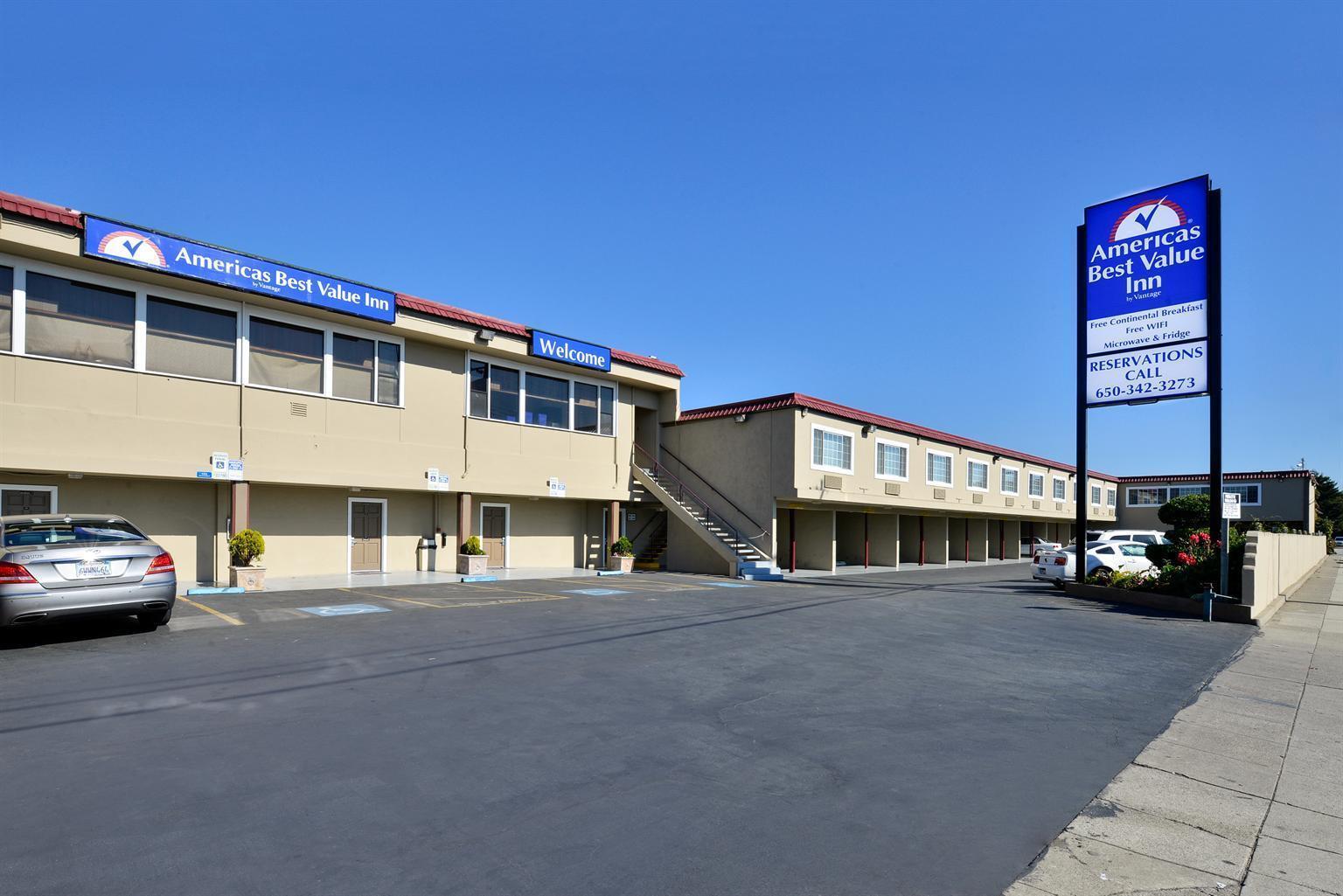 Americas Best Value Inn San Mateo San Francisco