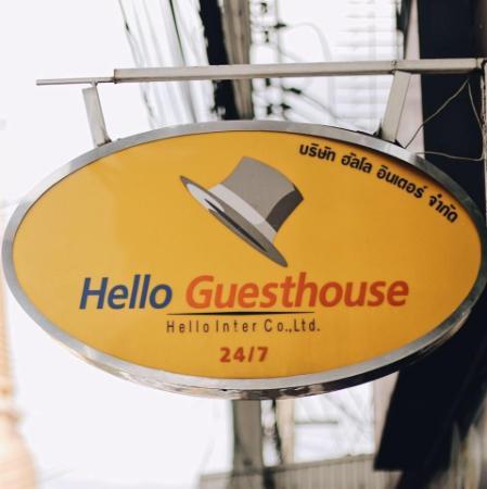 Hello Hostel Bangkok
