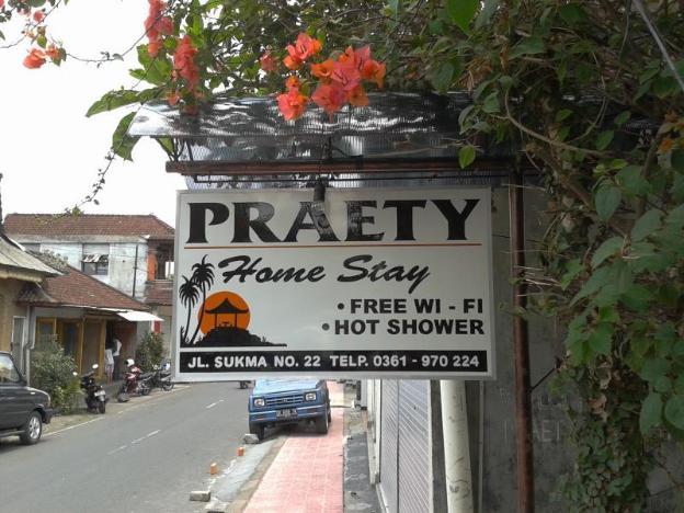 Praety Home Stay