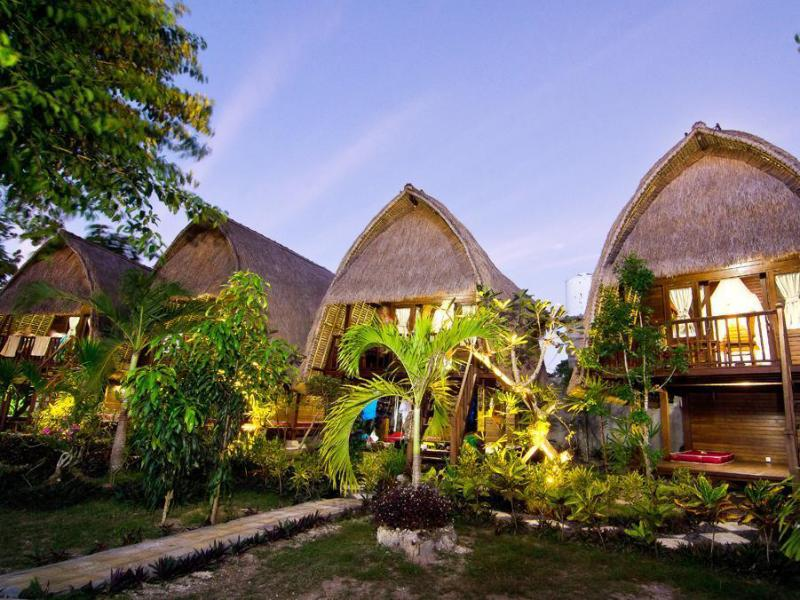 Lotus Garden Huts