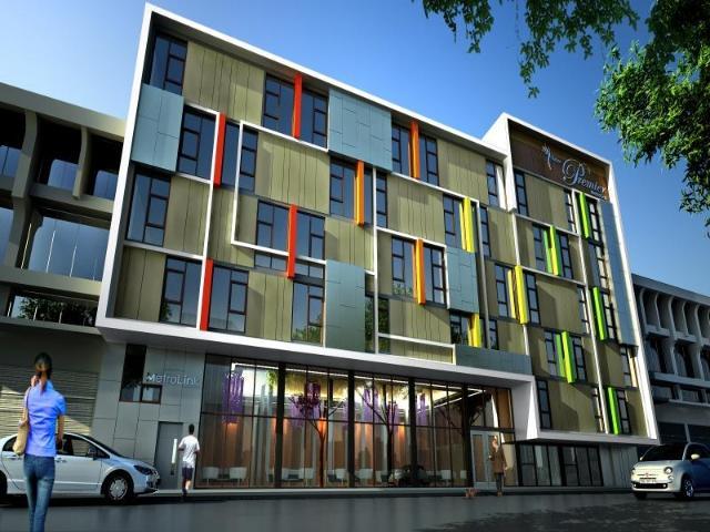 โรงแรมเอฟ เอกซ์ เมโทรลิงค์ มักกะสัน – FX Hotel Metrolink Makkasan