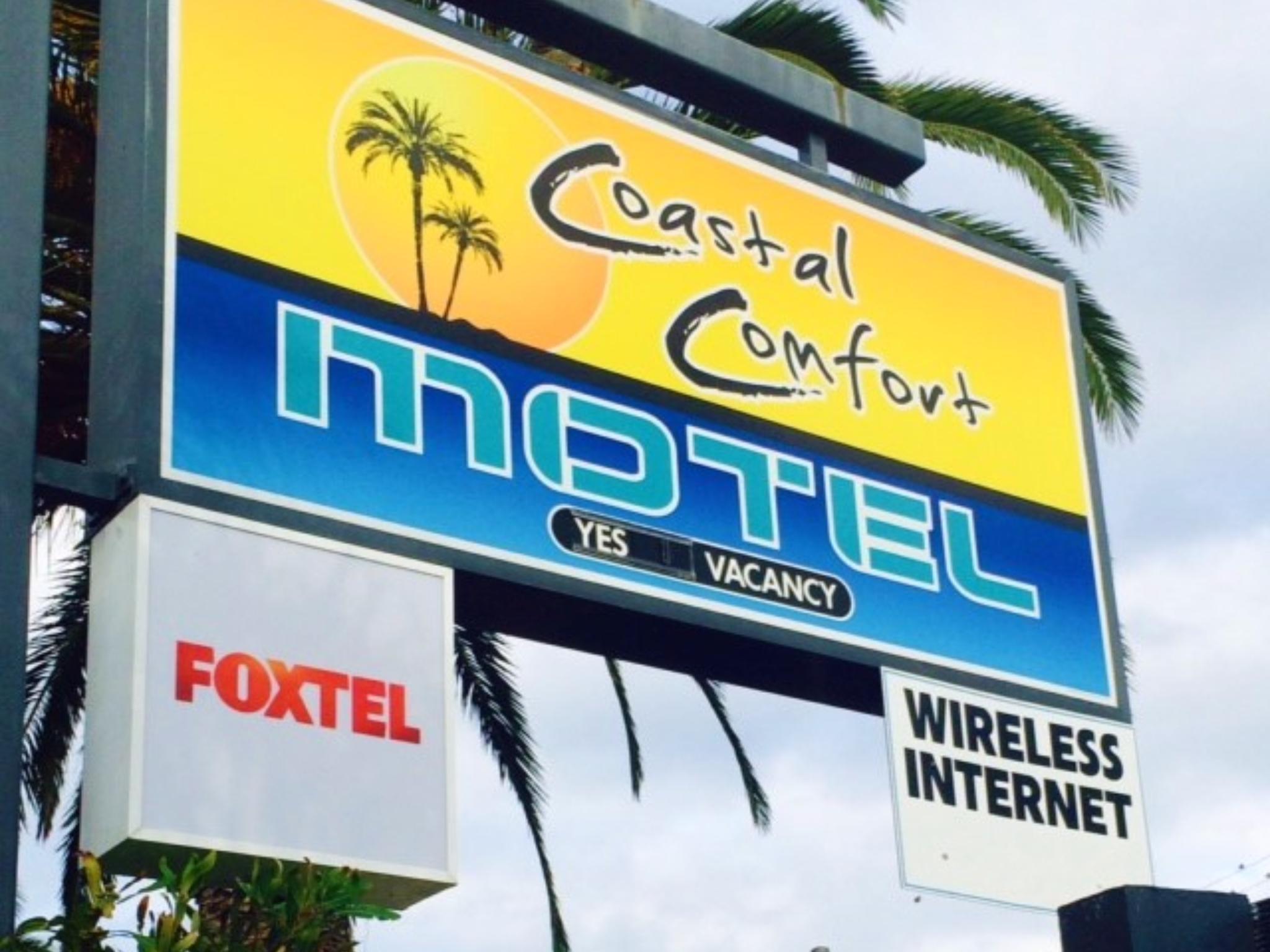 Coastal Comfort Motel