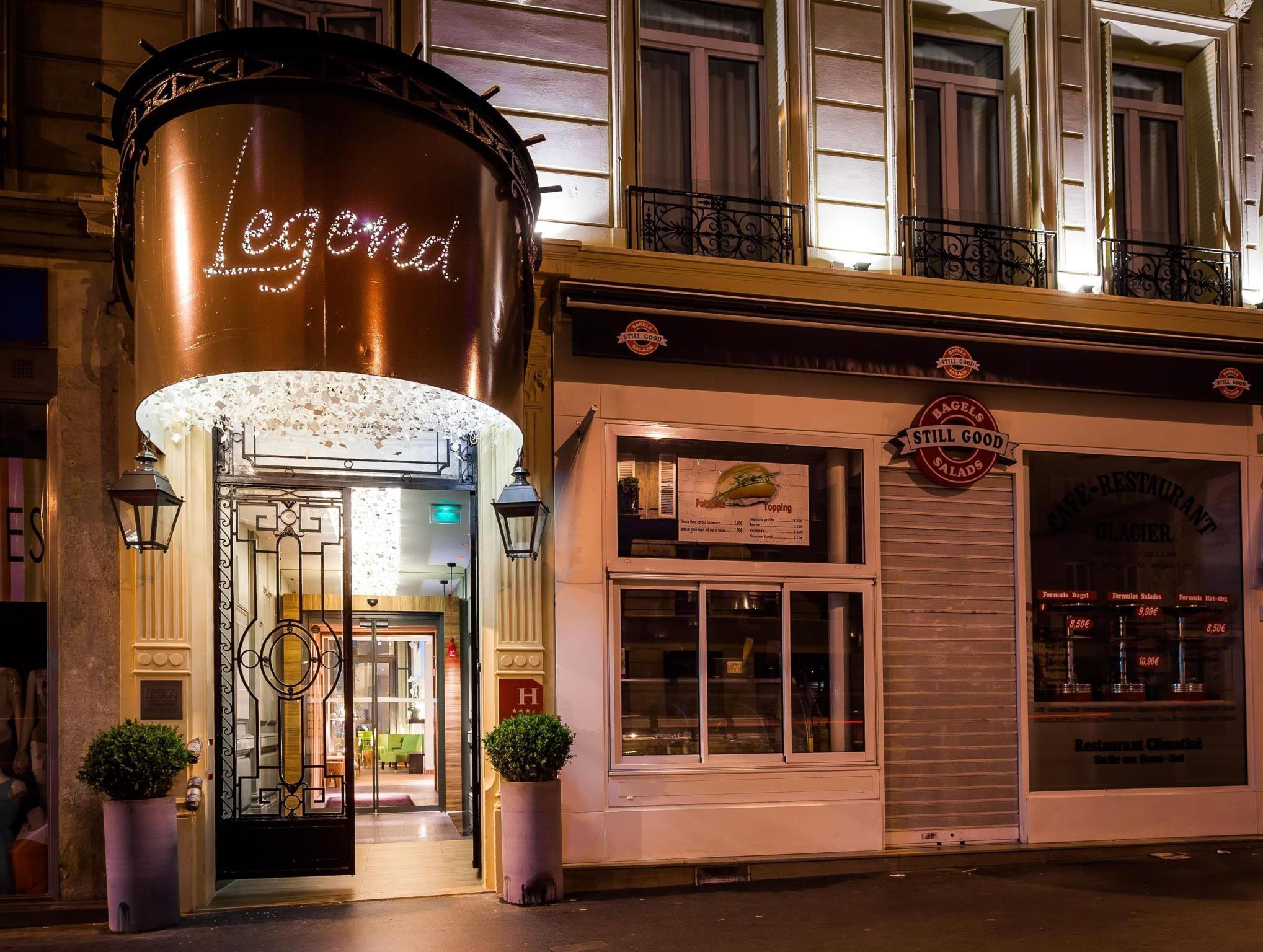 Legend Saint Germain Hotel by Elegancia