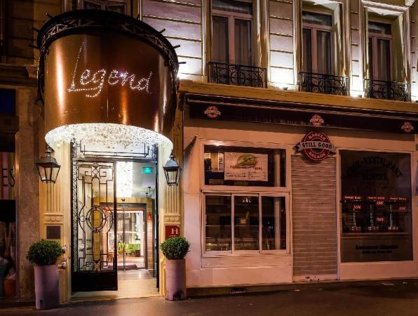 Legend Saint Germain Hotel by Elegancia Paris