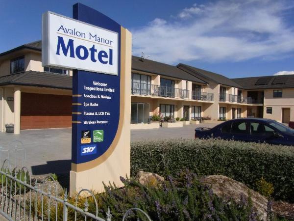 Avalon Manor Motel Motueka