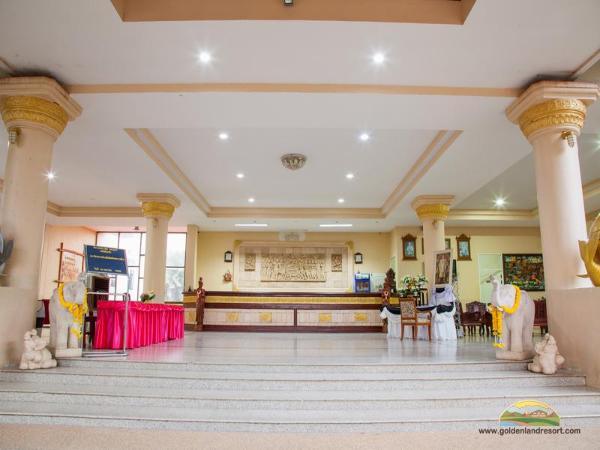 Goldenland Resort & Camp Nakhonratchasima