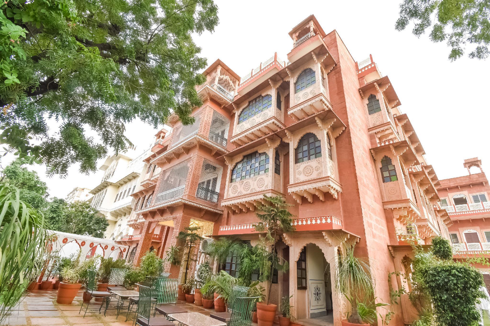 Mahal Khandela A Heritage Hotel And Spa