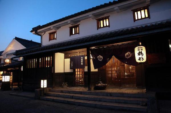 Ryori Ryokan Tsurugata Hotel Kurashiki