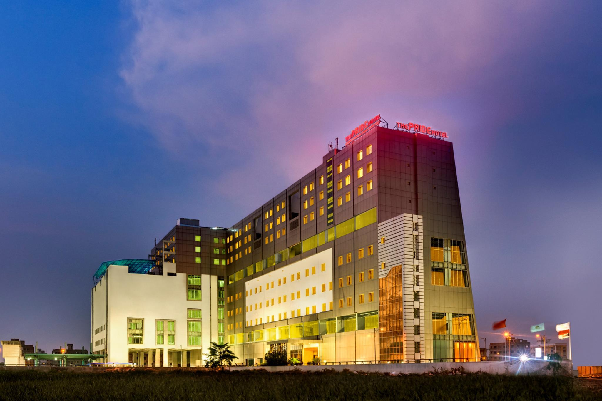 Pride Plaza Hotel Kolkata