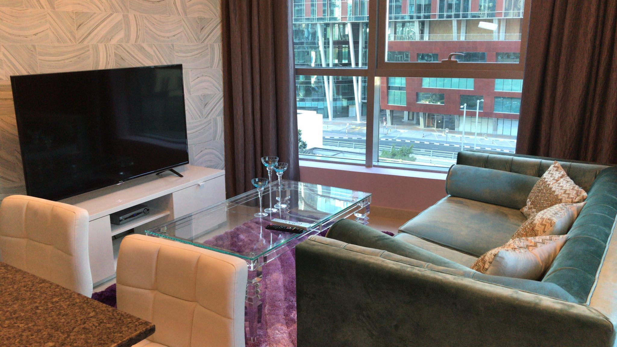 One Bedroom Apartment In Dubai Marina