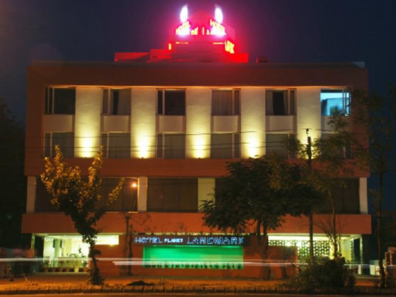 Hotel Planet Landmark