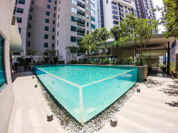 Stylish Suites@ Mercu Summer Suite Kuala Lumpur