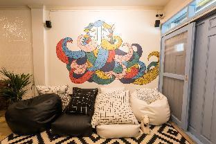 %name 24 Vacation Townhome Comfy & Cozy near BTS Ekamai กรุงเทพ