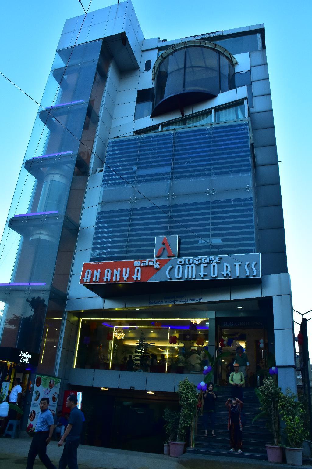 Hotel Ananya Comfortss