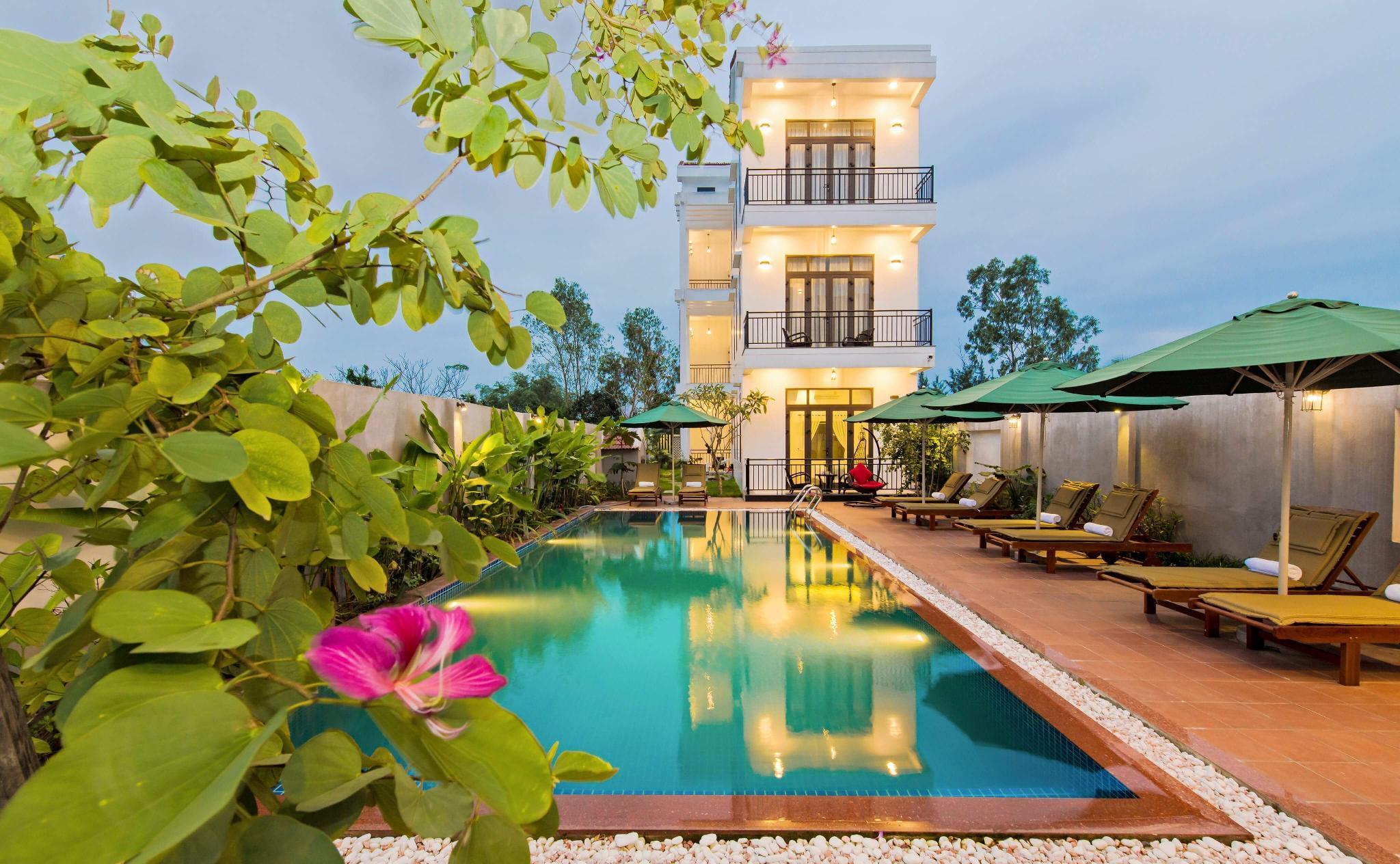 Sense Garden Villa
