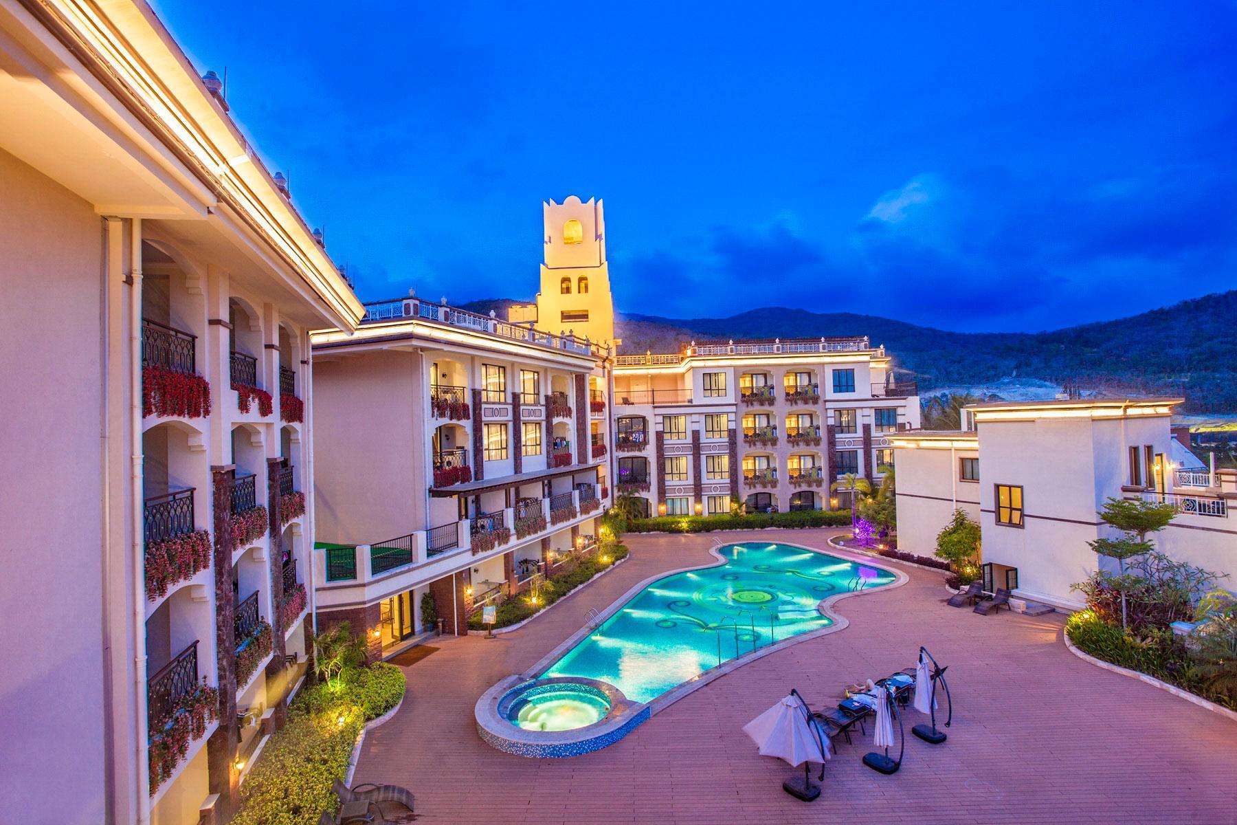 Sanya Yalong Bay Sintra Suites Hotel