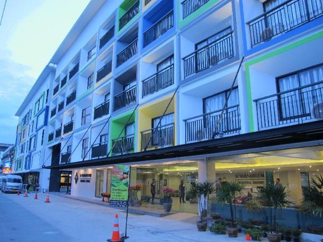 สุวรรณภูมิ โอเรียนตัล รีสอร์ต – Suvarnabhumi Oriental Resort