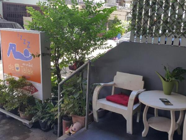 De Talak Hostel Bangkok
