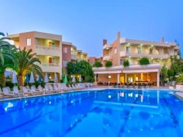Atrion Hotel & Bungalows Crete Island