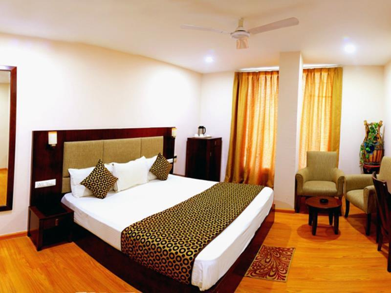 Hotel Royal Palm   A Budget Hotel In Udaipur