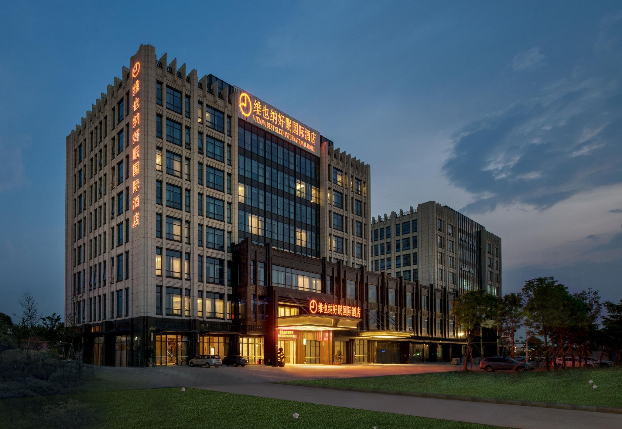 Vienna Best Sleep International Hotel Shenzhen New Airport Branch