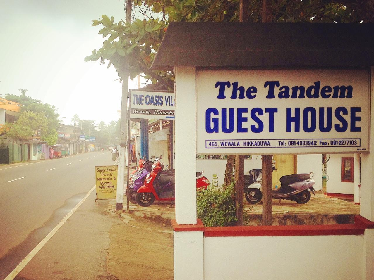 The Tandem Guesthouse
