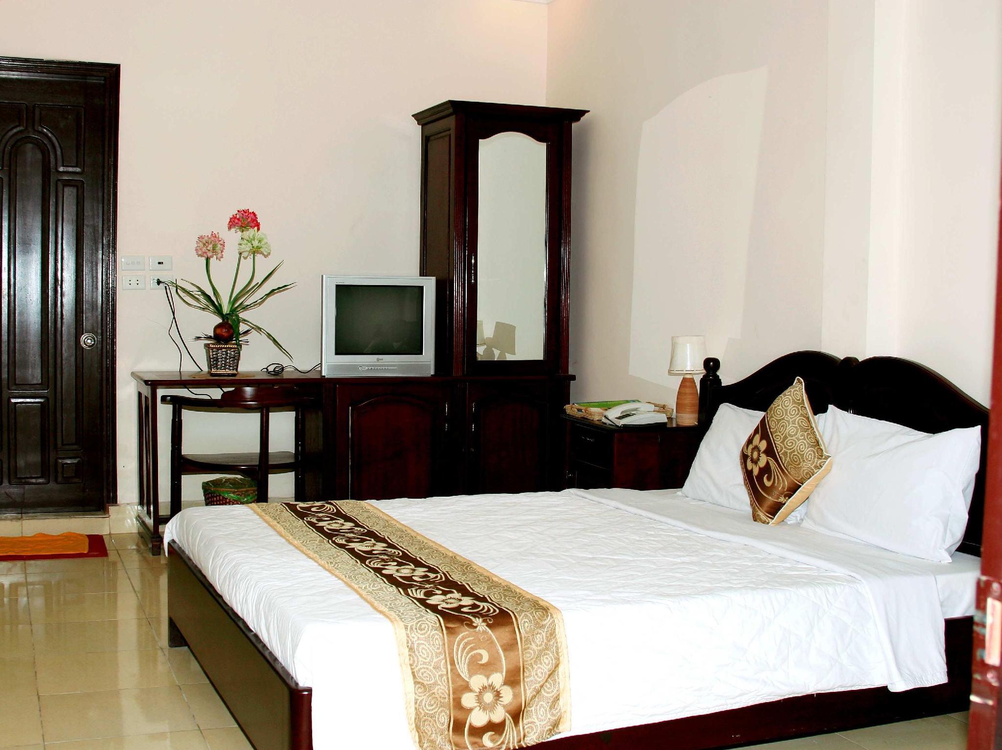 Hoa Su Villa   Tien Lang Spa Resort