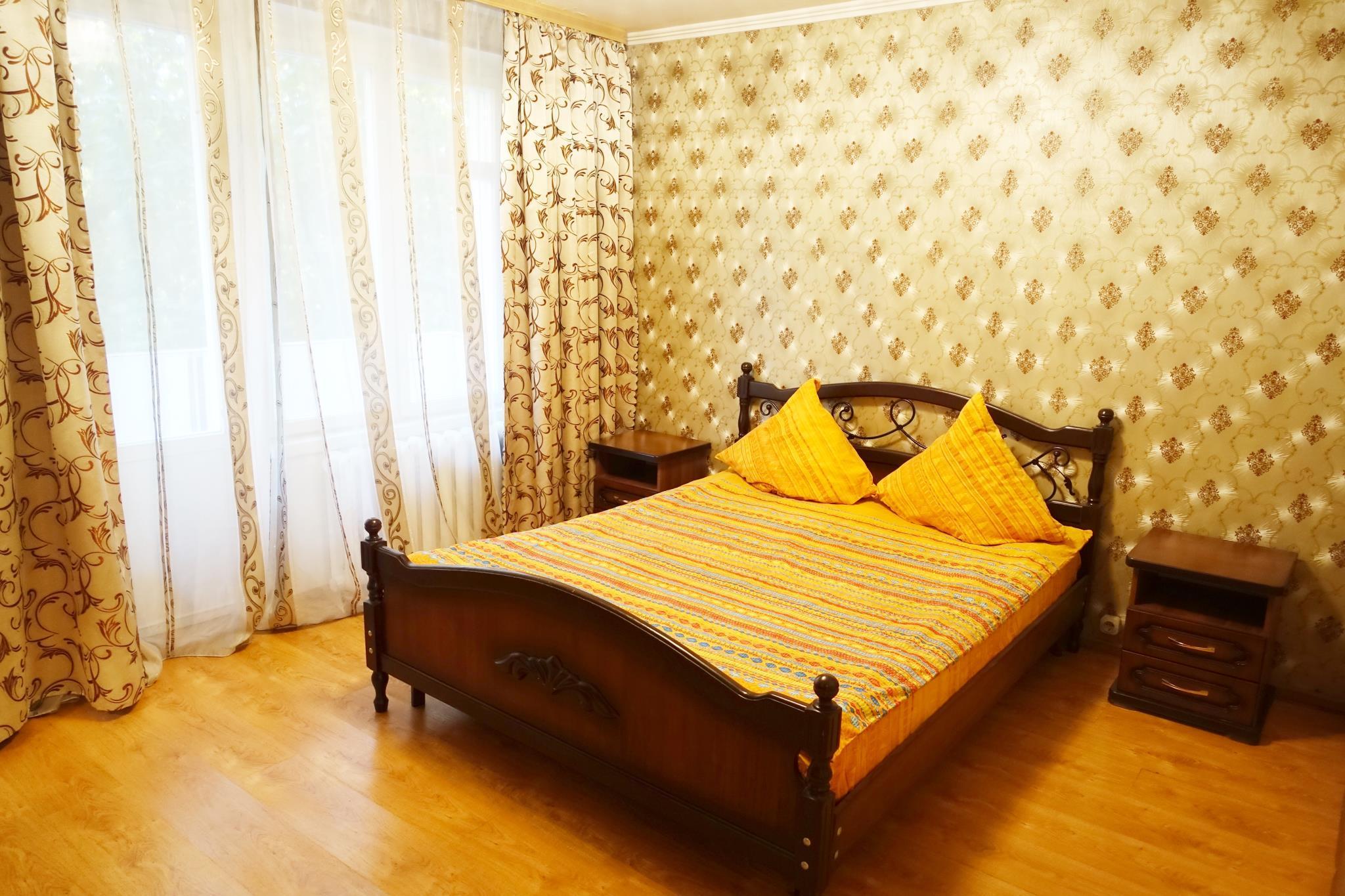 Two Room Apartment Near Metro Kashirskaya