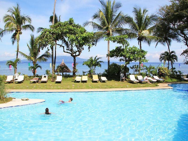 Coco Beach Island Resort Hotel Puerto Galera