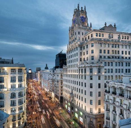 NH Collection Madrid Gran Via Madrid