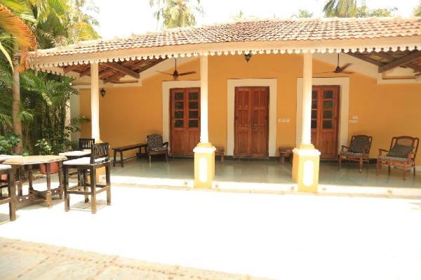 5 Am Somewhere Villa Pinhero Goa