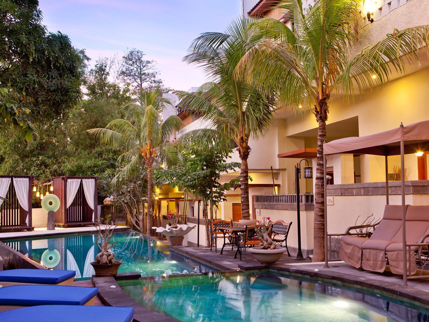 Marbella Pool Suite Seminyak