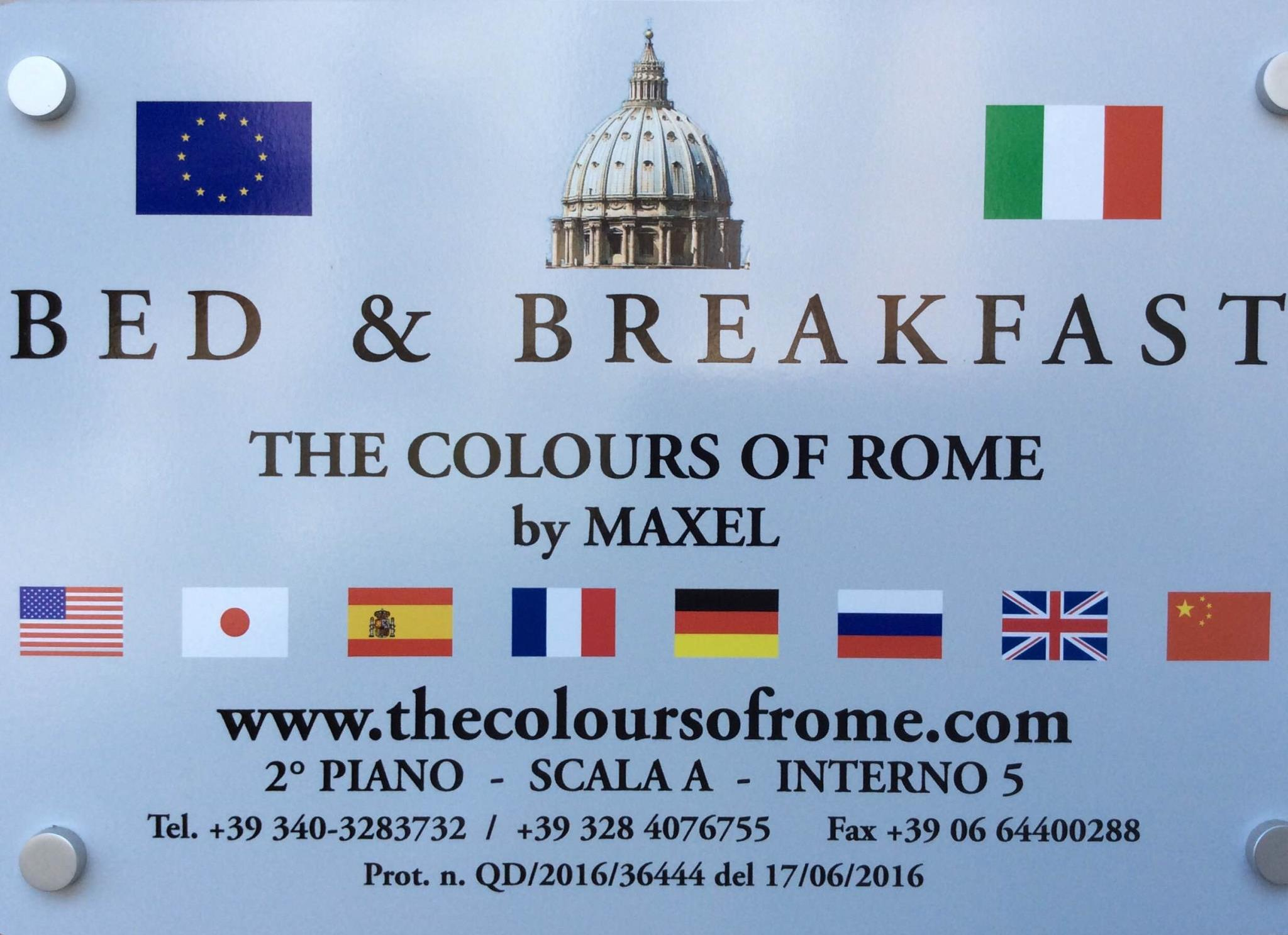 The Colours Of Rome