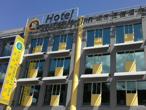 Hotel City Comfort Inn Kuala Lumpur