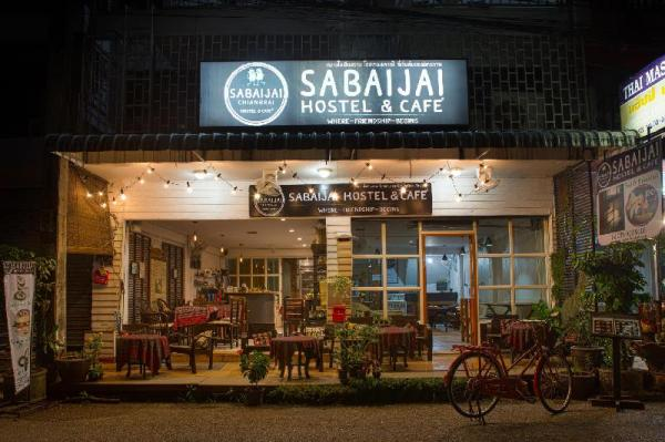 Sabaijai Hostel & Cafe Chiang Rai