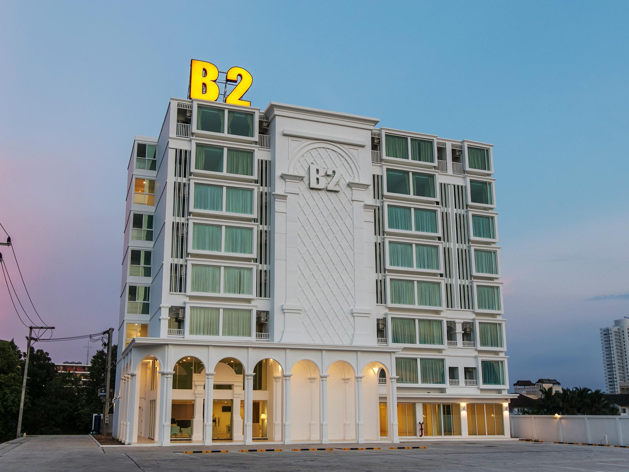 About B2 Hua Hin Premier Resort