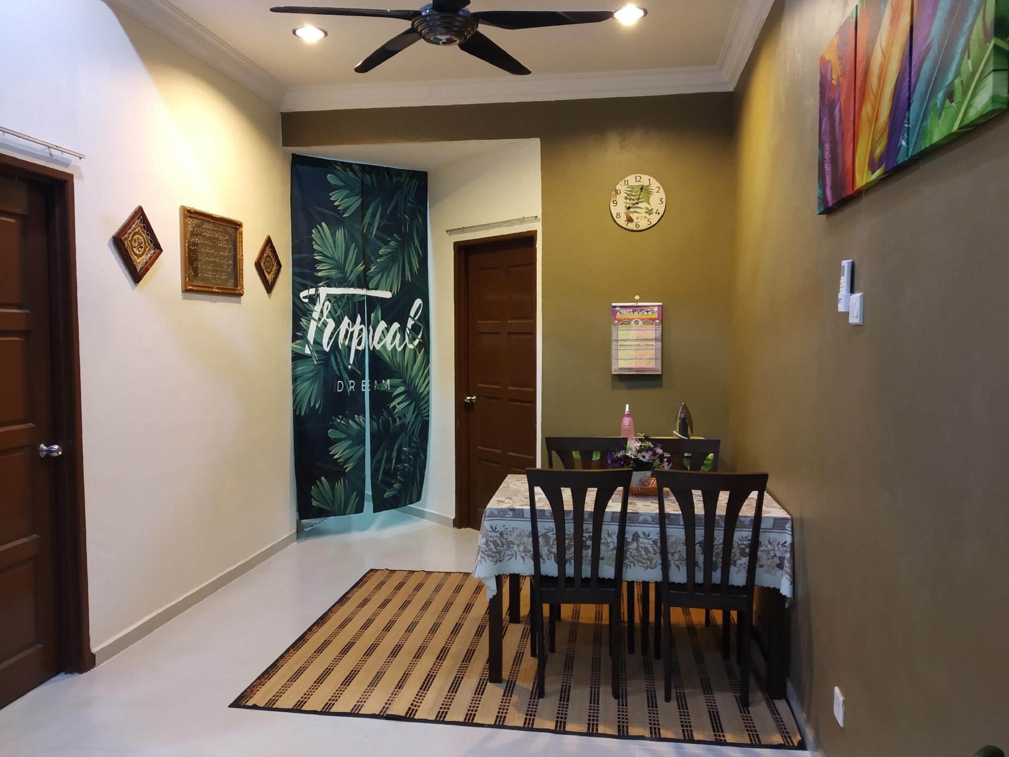 Zahra Guest House@Kok Lanas Kota Bharu  Homestay