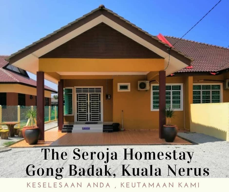 The Seroja Homestay Gong Badak
