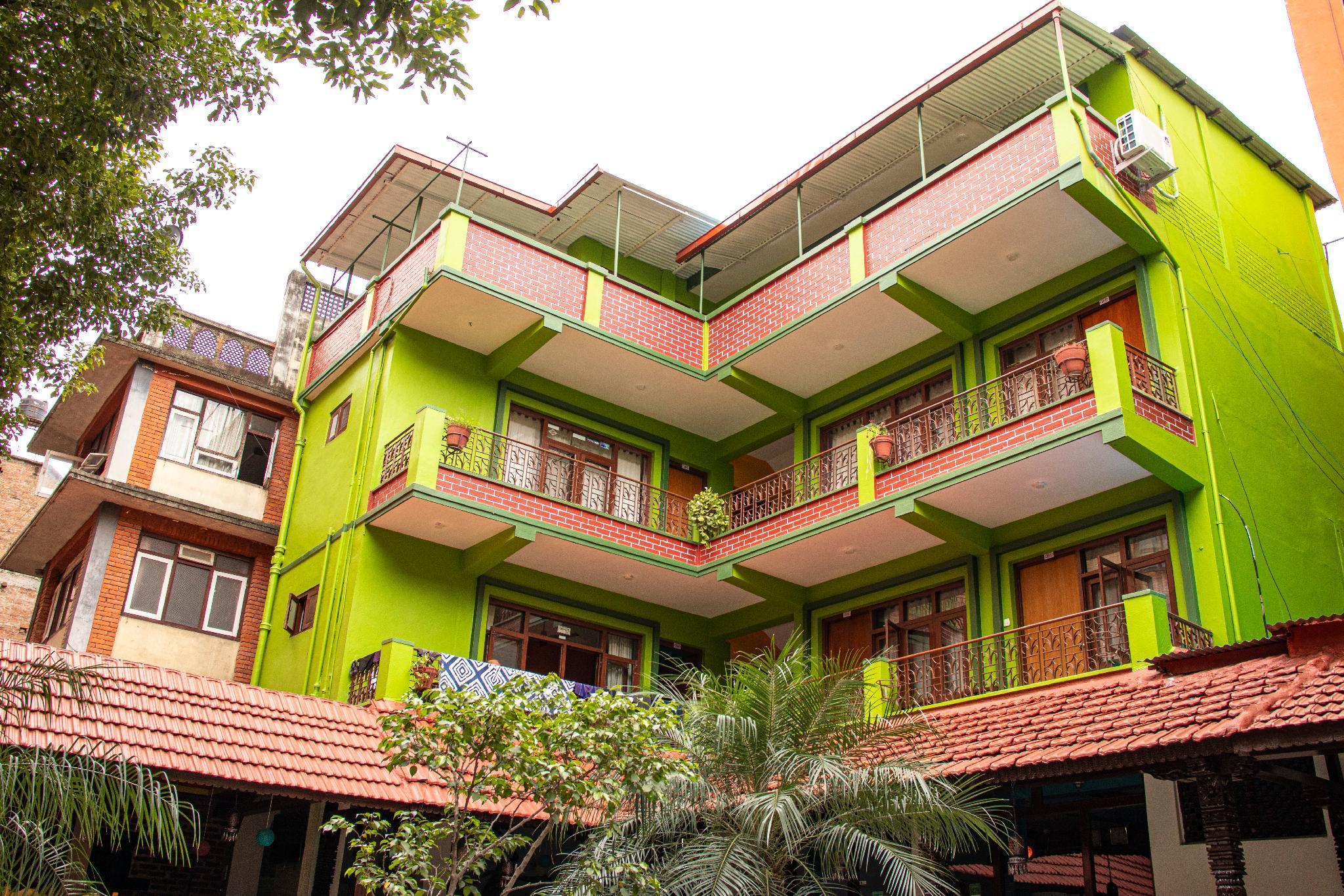 Hotel Green Horizon