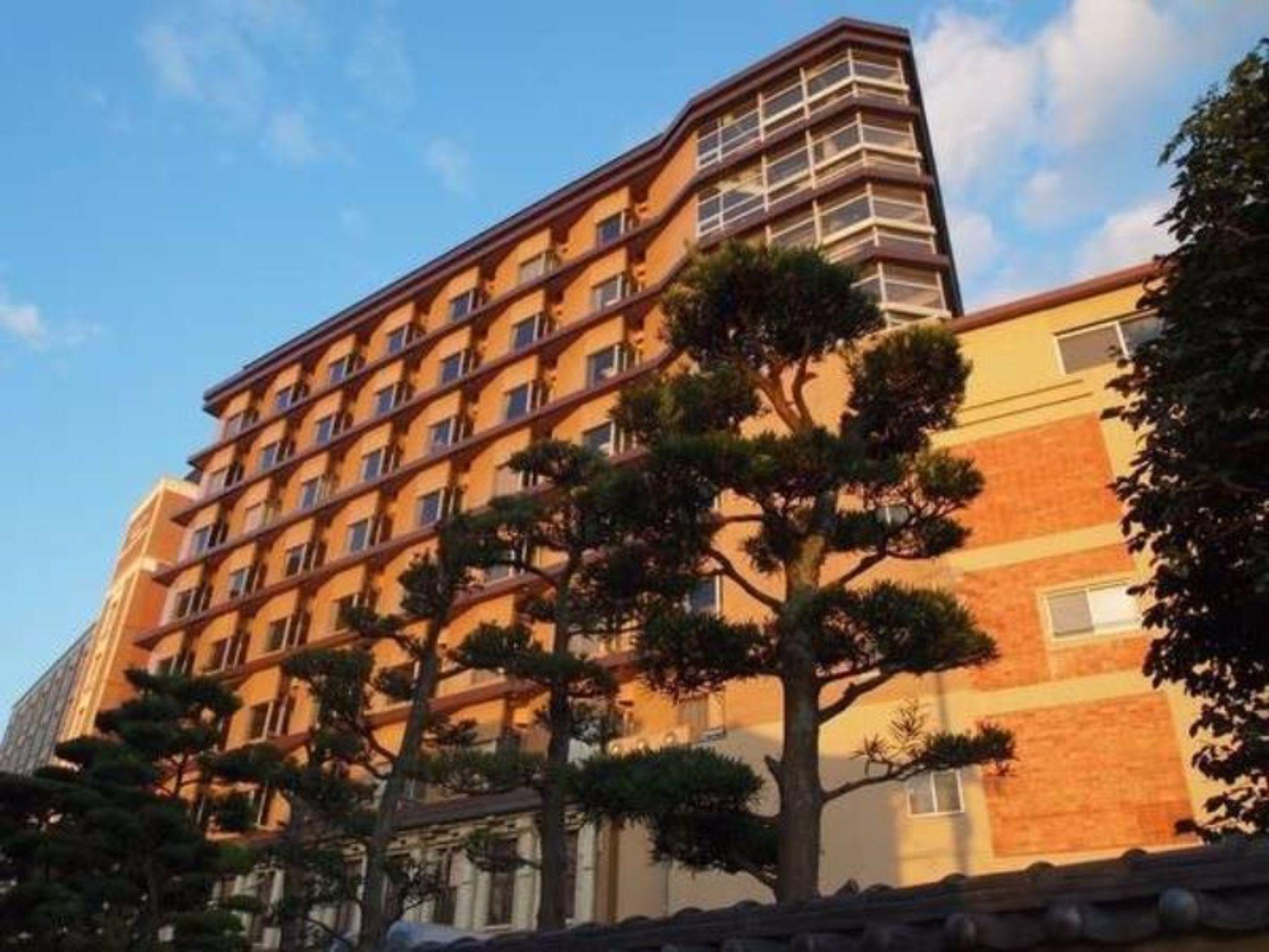 Dogo Onsen Hotel Kowakuen
