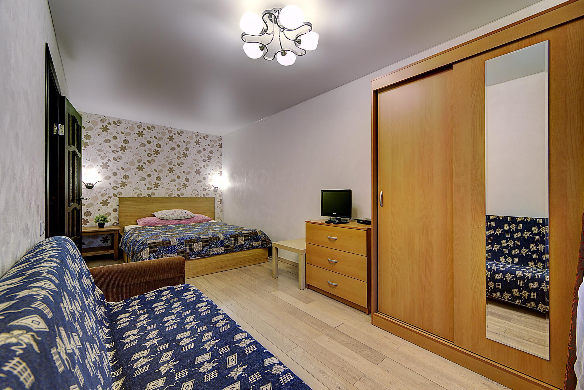 Apartment Krasnoarmeyskaya 18