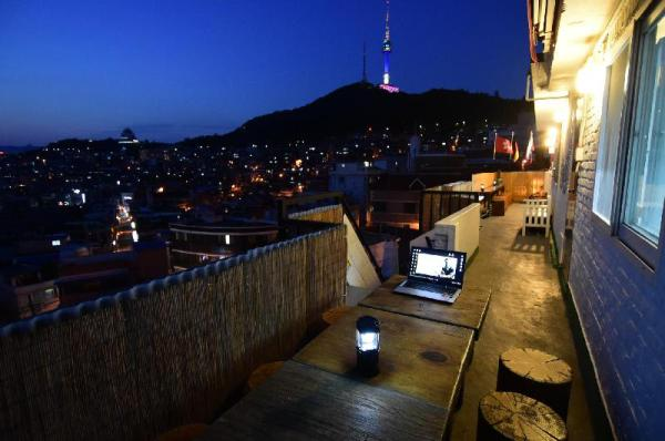 Namsan Photo Park Rooftop #201 Seoul