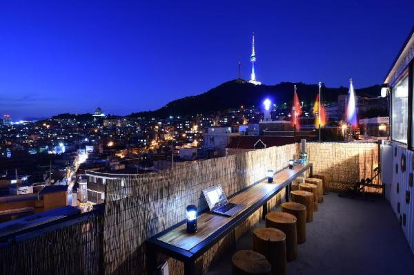 Namsan Photo Park Rooftop #301 Seoul